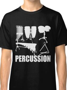 PERCUSSION Classic T-Shirt