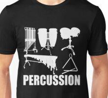 PERCUSSION Unisex T-Shirt