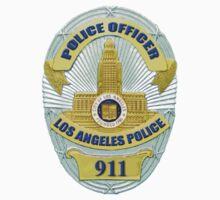 LAPD Detective Badge by MissManectric