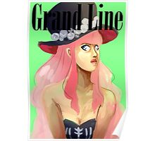 Grand Line Collection: Perona Poster