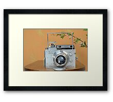 Classic Camera Plaubel Makina Framed Print