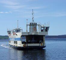 photoj Tas South-Bruny Island Car Ferry by photoj