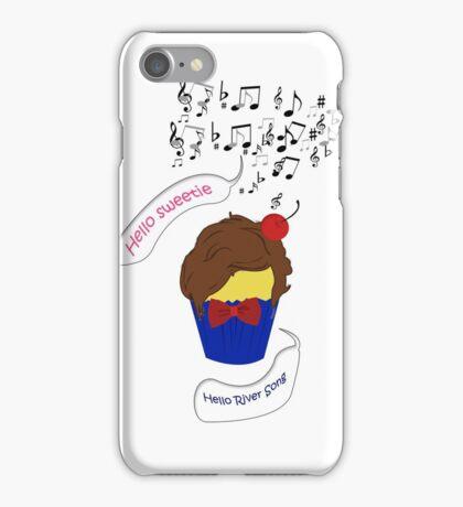 Hello sweetie doctor!!! iPhone Case/Skin