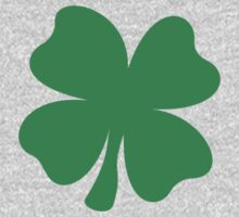 Fourl Leaf Clover by holidayswaggs