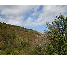 Beautiful fall day! Photographic Print