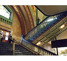 St Louis Stairway of Color Photographic Print