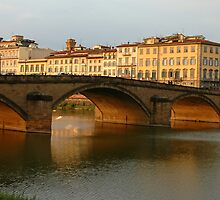 Florence Bridge by Jackco  Ching