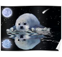 DESTINY The Harp Seal Poster
