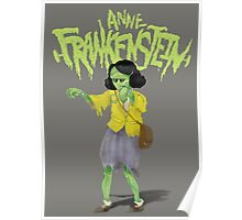 Anne Frankenstein Poster