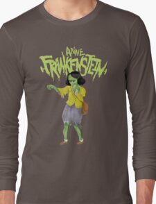 Anne Frankenstein Long Sleeve T-Shirt