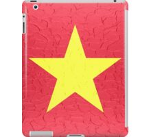 Vietnam flag iPad Case/Skin