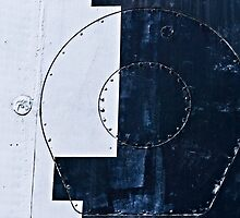 Abstract art of the space era. Lines And Circles 2 by luckypixel