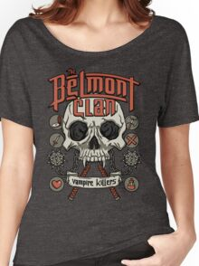 The Belmont Clan Women's Relaxed Fit T-Shirt
