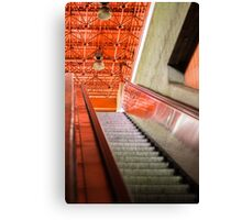 Stairways to Caracas Canvas Print