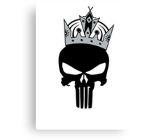 LA Kings - Deadly... Canvas Print