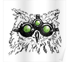 Splinter Owl Poster