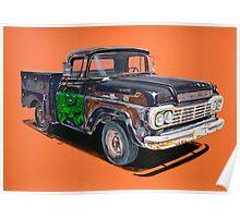 "Ford ""Hulk"" Poster"