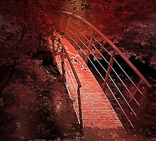 A bridge made of color by ienemien