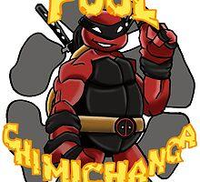 Teenage Mutant Ninja Pool! by JJJericho