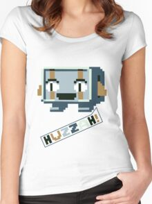 Cave Story - Huzzah! Women's Fitted Scoop T-Shirt