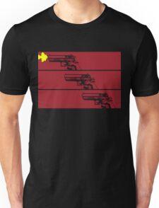 Cowboy Bebop Opening Gun(s). Unisex T-Shirt