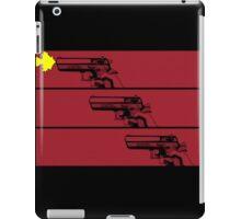 Cowboy Bebop Opening Gun(s). iPad Case/Skin