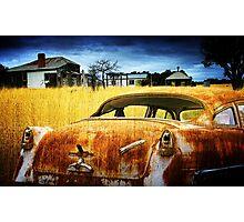 farmbound Photographic Print