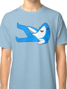 Saucy Superbowl Shark Classic T-Shirt