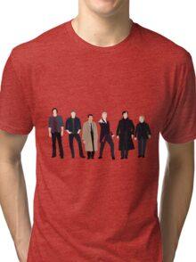 Superwholock Tri-blend T-Shirt