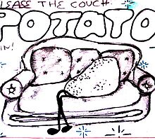 potato by ibvania