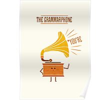 Grammarphone Poster
