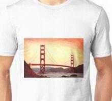 Golden Gate Bridge, San Francisco Unisex T-Shirt