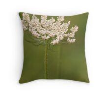 Queen's Lair Throw Pillow