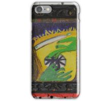 Oh Oh - Green Hands iPhone Case/Skin