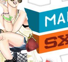 Mae SouthbySouthwest Sticker