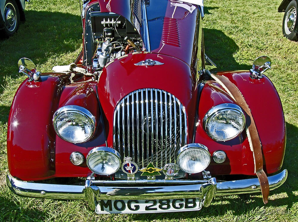 British Morgan  by Jack McCabe
