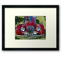 British Morgan  Framed Print