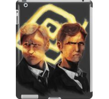 Detectives iPad Case/Skin