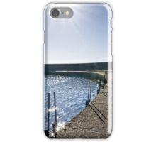 Along The Cobb - Lyme Regis iPhone Case/Skin
