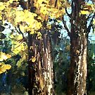 Fall Trees by coppertrees