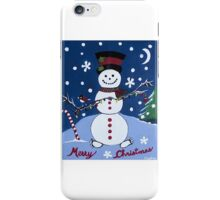 Snow Toes iPhone Case/Skin