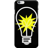 I Have An Idea iPhone Case/Skin