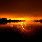 Middle of the lake  by yampy