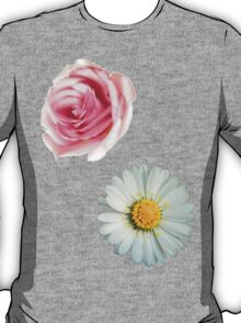 Rose & daisy T-Shirt