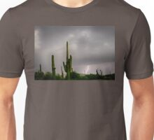 Sonoran Monsoon Lightning Thunderstorm Delight Unisex T-Shirt