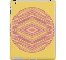 Native Mandala - Pink & Peach iPad Case/Skin
