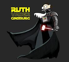 Ruth Vader Ginsburg by ladypuns