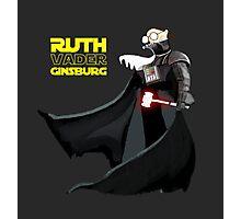 Ruth Vader Ginsburg Photographic Print