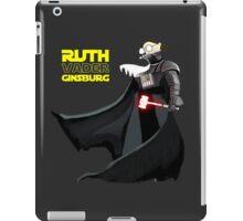 Ruth Vader Ginsburg iPad Case/Skin