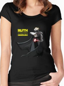 Ruth Vader Ginsburg Women's Fitted Scoop T-Shirt